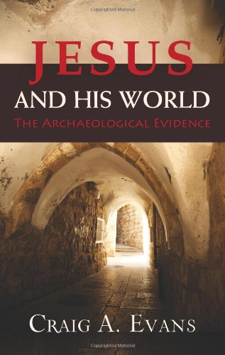 9780664234133: Jesus and His World: The Archaeological Evidence