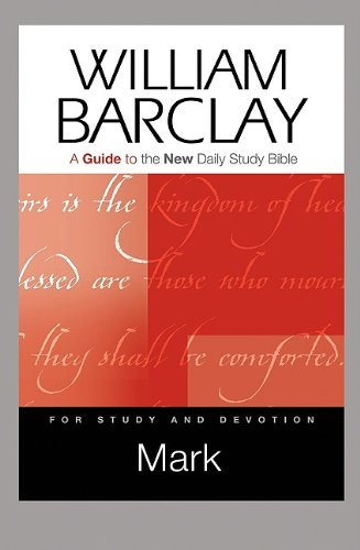 9780664234188: Mark: A Guide to the New Daily Study Bible (Guides to the New Daily Study Bible)
