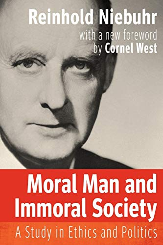 9780664235390: Moral Man and Immoral Society: A Study in Ethics and Politics (Library of Theological Ethics)