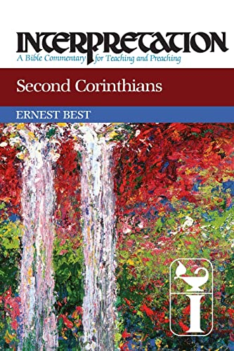 9780664236120: Second Corinthians: Interpretation: A Bible Commentary for Teaching and Preaching