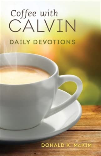 9780664236816: Coffee with Calvin: Daily Devotions
