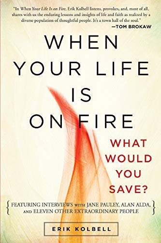 9780664236892: When Your Life Is on Fire: What Would You Save?