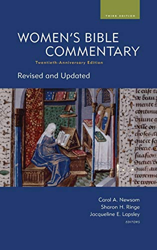 9780664237073: Women's Bible Commentary, Third Edition: Revised and Updated