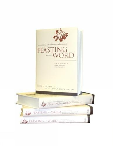 Feasting on the Word, Year B (4 Volume Set): David L. Bartlett and Barbara Brown Taylor