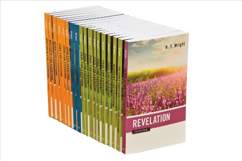 9780664238261: New Testament For Everyone Set, 18 Volumes (The New Testament for Everyone)