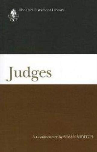 9780664238315: Judges (2008): A Commentary (Old Testament Library)