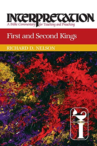 9780664238667: First and Second Kings: Interpretation: A Bible Commentary for Teaching and Preaching