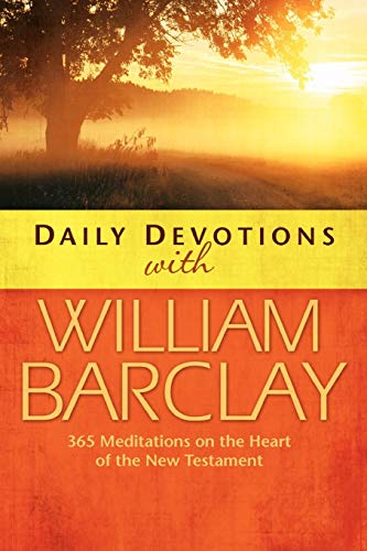9780664238896: Daily Devotions with William Barclay