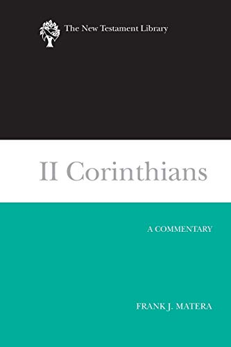 9780664239008: II Corinthians (2003): A Commentary (New Testament Library)