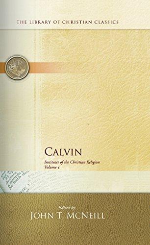 9780664239114: Calvin: Institutes of the Christian Religion