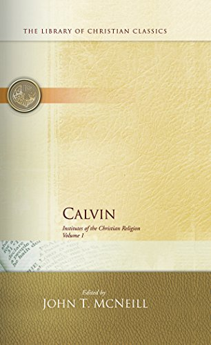 9780664239114: Calvin Institutes of the Christian Religion