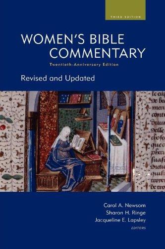 9780664239190: Women's Bible Commentary (UK Pod)