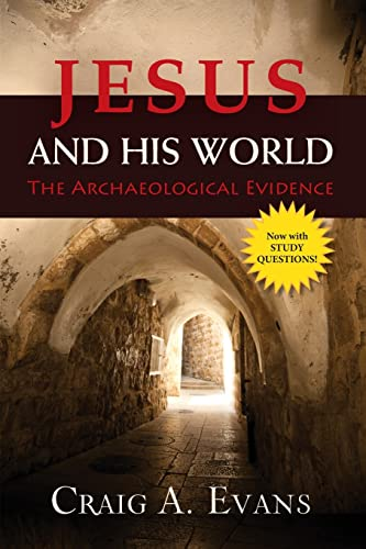 9780664239329: Jesus and His World: The Archaeological Evidence