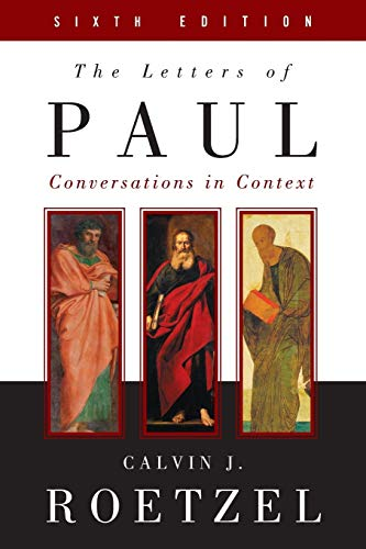 9780664239992: The Letters of Paul, Sixth Edition: Conversations in Context