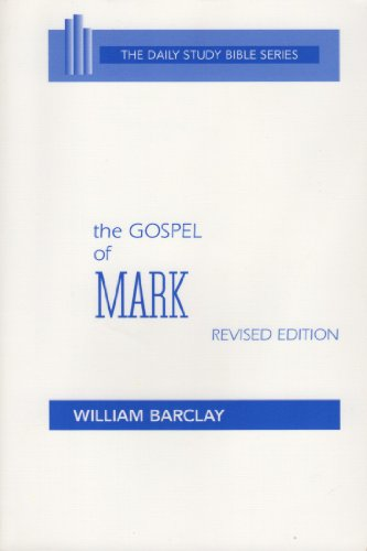 a study of the gospel of mark The gospel of mark was written to prove that jesus christ is the messiah in a dramatic and action-packed sequence of events, mark paints a striking image of jesus christ mark is one of the synoptic gospels it is the shortest of the four gospels and likely the first, or earliest to be written the.