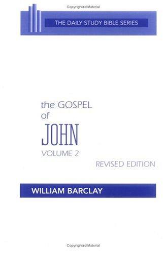 9780664241056: The Gospel of John, Vol. 2