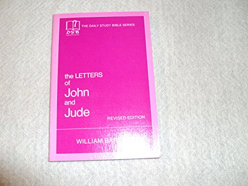 9780664241148: The Letters of John and Jude (Daily Study Bible (Westminster Paperback))