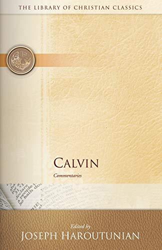 9780664241605: Calvin: Commentaries