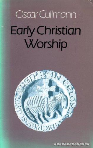 9780664242206: Early Christian worship