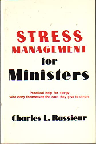 9780664243975: Stress Management for Ministers