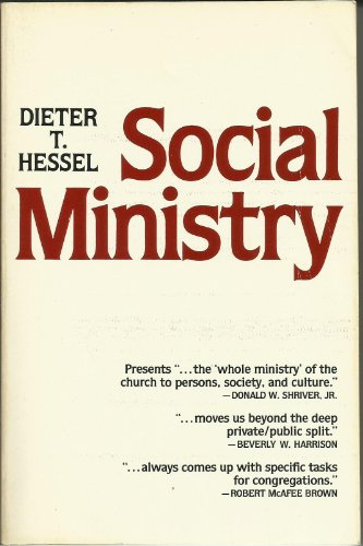 9780664244224: Social Ministry