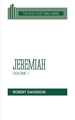 9780664244767: Jeremiah, Volume 1: Chapters 1-20: Chapters 1 to 20: Vol 1 (Daily Study Bible)