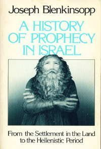 9780664244798: A History of Prophecy in Israel