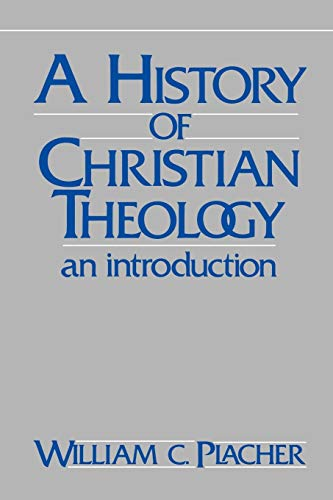 A History of Christian Theology: An Introduction