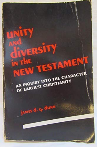 9780664245252: Unity and Diversity in the New Testament: An Inquiry Into the Character of Earliest Christianity