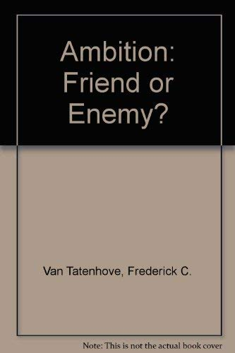 9780664245306: Ambition: Friend or Enemy? (Potentials)