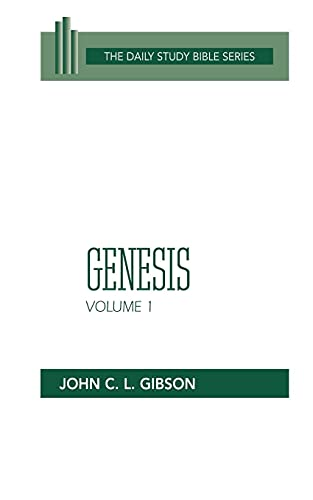 9780664245689: Genesis, Volume 1 (OT Daily Study Bible Series)