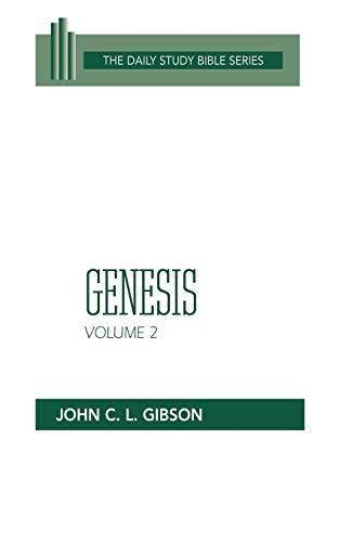 Genesis, Volume 2 (OT Daily Study Bible Series)