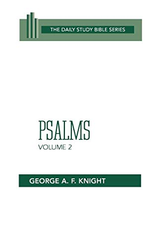 9780664245757: Psalms, Volume 2 (OT Daily Study Bible Series)