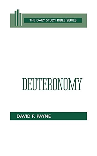 9780664245801: Deuteronomy (OT Daily Study Bible Series)