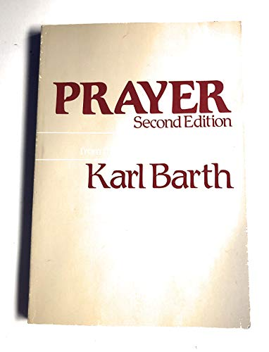 9780664246266: Prayer (English and French Edition)