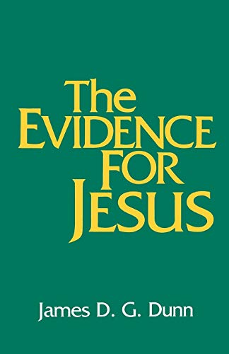9780664246983: The Evidence for Jesus