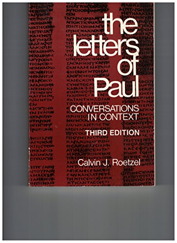 9780664252014: The Letters of Paul: Conversations in Context