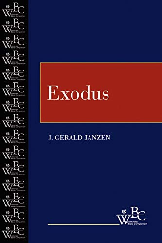 9780664252557: Exodus (Westminster Bible Companion)