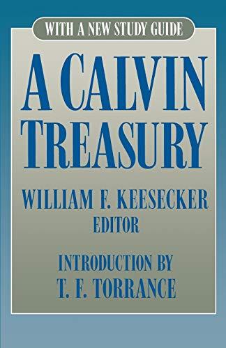 9780664253981: A Calvin Treasury