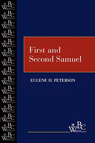 9780664255237: First and Second Samuel