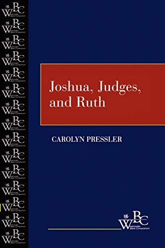 9780664255268: Joshua, Judges and Ruth (Westminster Bible Companion)