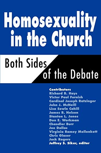 9780664255459: Homosexuality in the Church: Both Sides of the Debate (Movements)