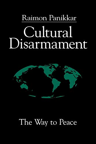 9780664255497: Cultural Disarmament: The Way to Peace