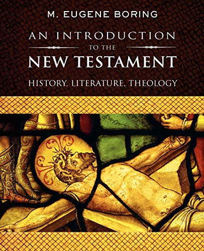 9780664255923: An Introduction to the New Testament: History, Literature, Theology