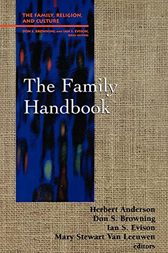 9780664256906: The Family Handbook (Frc) (Family, Religion, and Culture)
