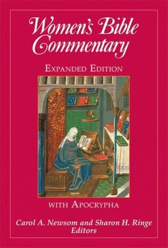 9780664257811: The Women's Bible Commentary - expanded