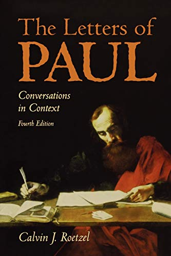 9780664257828: The Letters of Paul 4th Edition: Conversations in Context