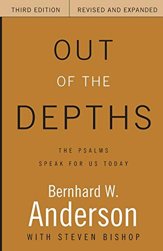 9780664258320: Out of the Depths: The Psalms Speak for Us Today