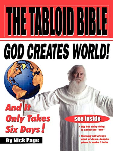 9780664258436: The Tabloid Bible