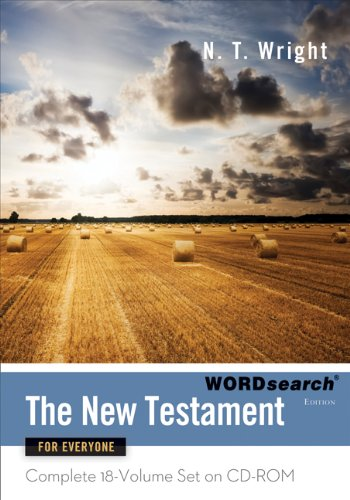 9780664259518: New Testament for Everyone, WordSearch Edition: Complete Commentary on CD-ROM (The New Testament for Everyone)